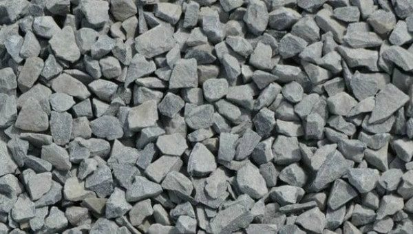 Crushed Stone Rysers Landscape Supply